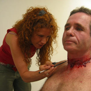 professional special fx makeup artist